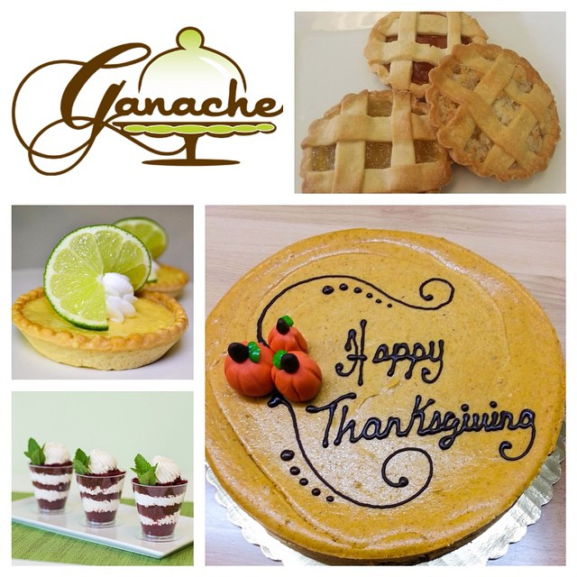 Treat yourself with a holiday tasting at Ganache Bakery. Sample selections include Eggnog Cheese Cake, Pumpkin Spiced Cheese Cake, Red Velvet Cake, Sweet Potato Pie and more! Stop in December 5th from 4 p.m. to 6 p.m and receive 25% off orders of $25 or more. #ilovewpb #thanksgiving #downtownwpb