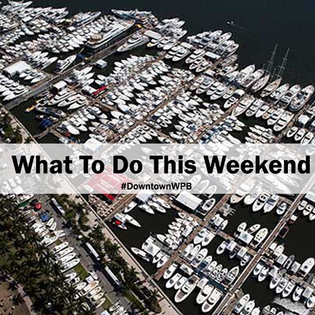 The Boat Show Is Here But Why Stop There. Head over to DowntownWPB.com and read out latest blog with some tips on making the best out of your #DowntownWPB Weekend. Art, Live Music, Dining, and Deals. Share your experience with us #DowntownWPB #PBIBS2015