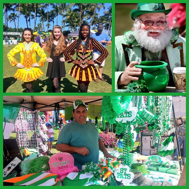 Missed Irish Fest yesterday? You still have a chance to enjoy it today from noon-8pm at the Meyer Amphitheater. Dance and listen to live contemporary and classic Gaelic music. Enjoy the Irish Marketplace with authentic Irish gifts and products for sale and the international food court. More info: IrishFlorida.org #downtownwpb #ilovewpb #irishfest #irishfestwpb