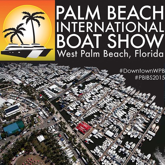 Countdown to the Palm Beach International Boat Show⛵️?⚓️ #PBIBS2015 starts tomorrow! More info on event, tickets, road closures and more: bit.ly/pbBoatShow15 #downtownwpb #ilovewpb