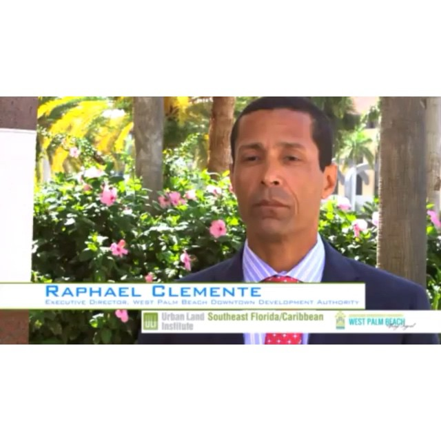 Raphael Clemente, Executive Director of the West Palm Beach Downtown Development Authority, discusses the goal and success of Friday's West Palm Beach Development & Investment Forum. #DowntownWPB #iLoveWPB #investment #investor #development #westpalmbeach #wpb