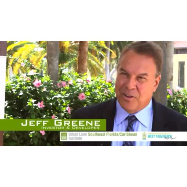 Billionaire developer and real estate investor Jeff Greene couldn't see himself anywhere else. We will have to agree! #iLoveWPB #DowntownWPB #JeffGreene Listen to more on our YouTube Page: DowntownWPB