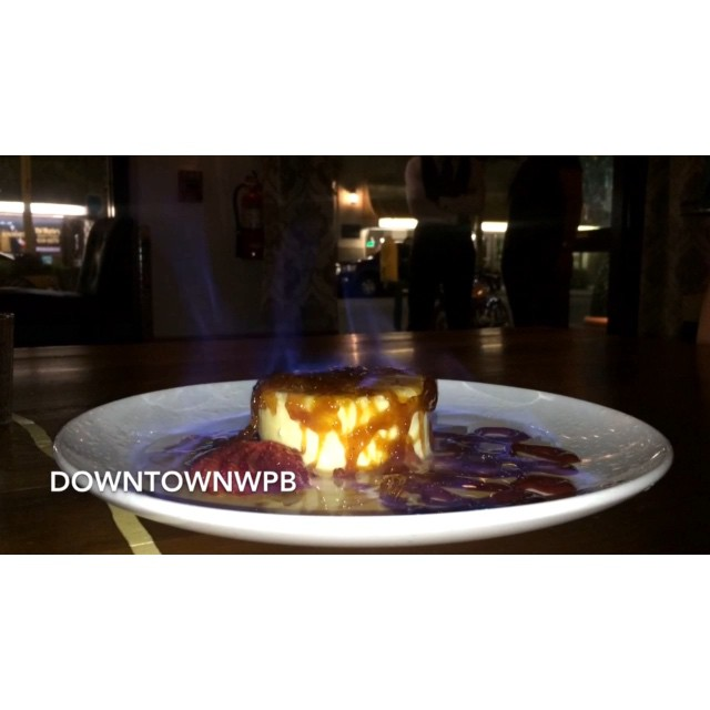 Is it time for #dessert yet? This delicious item can be found at le Rendez-vous (lrvpb) located at 221 Datura St. #cremebrûlée #DowntownWPB #ilovewpb #feastpb #dessert #French #FrenchDessert #wpb #thepalmbeaches #lerendezvouswpb #frenchcuisine