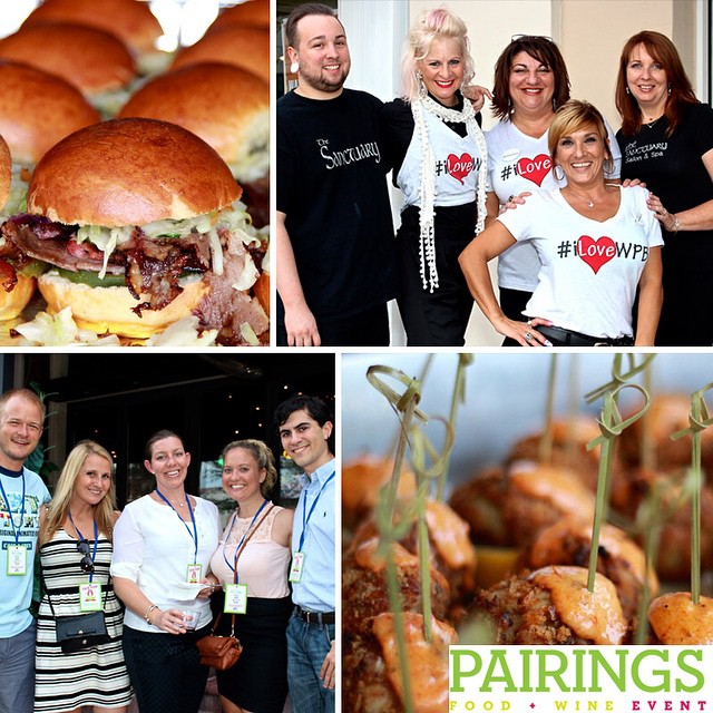 Ready for the next #DowntownWPB extravaganza? #PairingsWPB is almost here. Read all about it on DowntownWPB.com--> Blog.  #ilovewpb #pairingswpb #foodandwine #feastpb #wpb #westpalmbeach