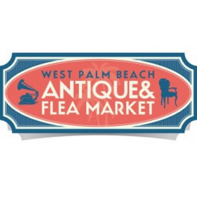 Starting you day in #DowntownWPB? Take a stroll through the West Palm Beach Antique and Flea Market located at 200 Banyan Blvd. See what treasures you might find this Saturday until 2:30pm