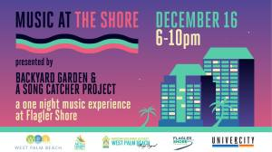 Music at the Shore Flier