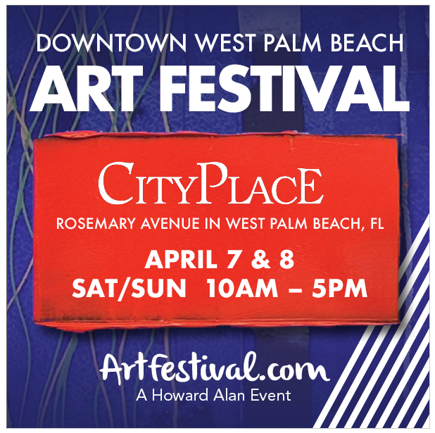 8th annual downtown west palm beach art festival west