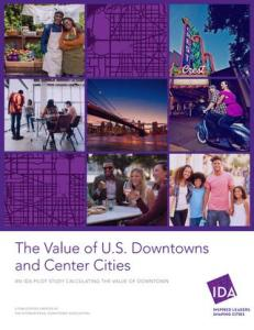 2017 IDA - The Value of US Downtowns