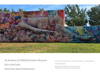 2017 Report for CANVAS Outdoor Museum Art in the Parks Area_080117