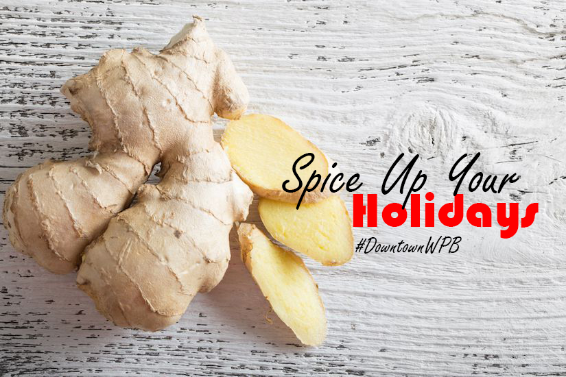 Spice Up Your Holidays - Promo