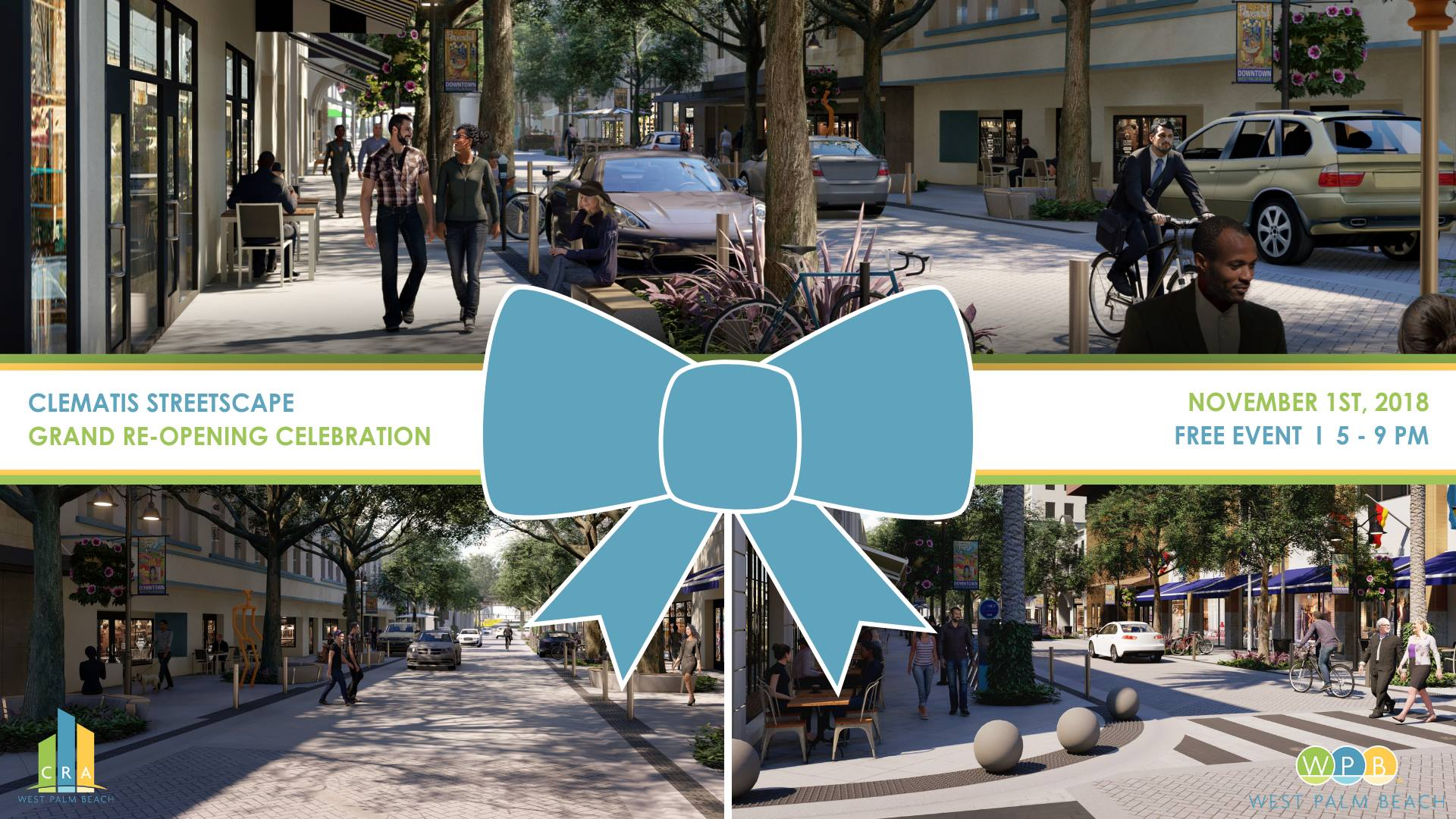 Clematis Reopening Join The City Of West Palm Beach
